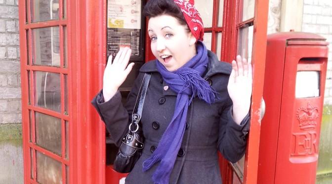 Hayley in England