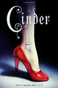 cinder-book-one-in-lunar-chronicles-marissa-meyer-hardcover-cover-art