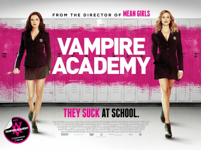 MOVIE REVIEW: Vampire Academy
