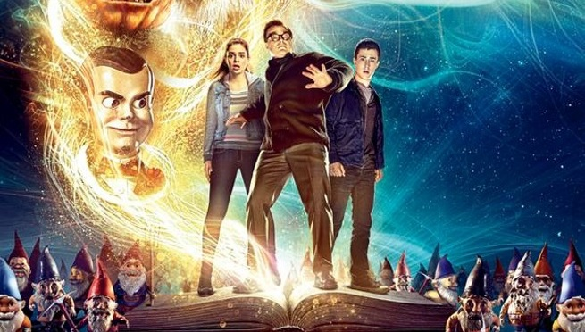 See Jack Black in the New 'Goosebumps' Trailers