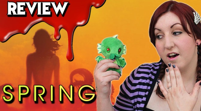Horror & Romance Come Together in the H.P. Lovecraft Inspired Film 'Spring'