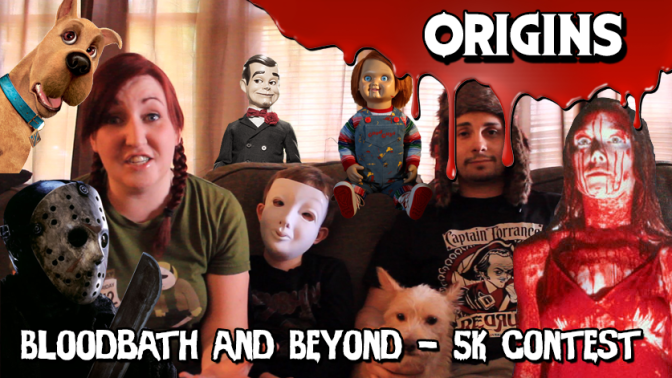 Horror Addicts ORIGINS: How We Got Into Horror