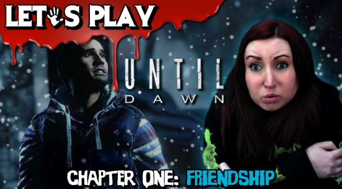 I Want a SQUIRREL MOUNT! | Until Dawn Chapter 1: Friendship Gameplay