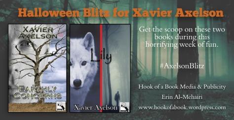 Xavier Halloween Blitz graphic