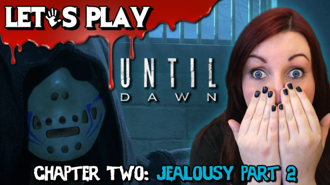 THE KILLER IS HERE! | #4 Until DawnJealousy, Part 2 – Horror Game Playthrough