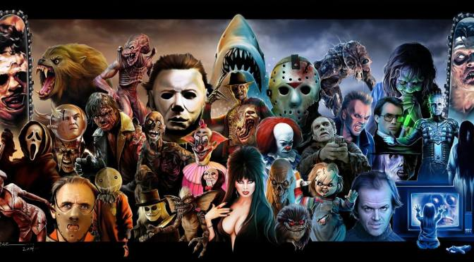 Love horror?