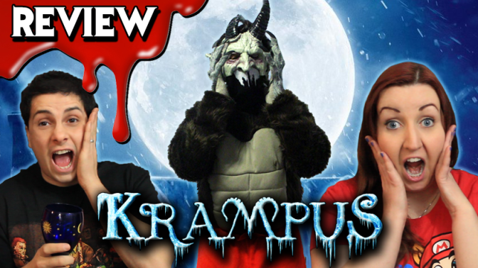 KRAMPUS (2015) | Horror Movie Review & Parody